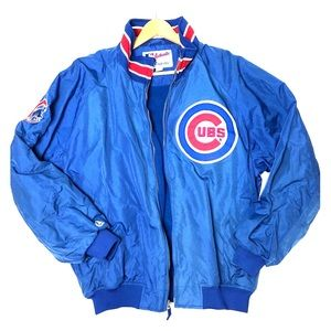 Chicago Cubs Authentic Majestic MLB winter coat XL